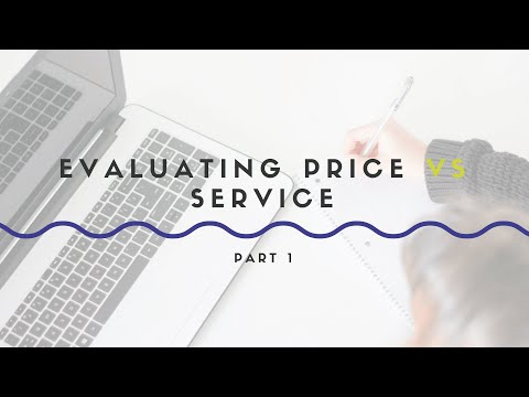 San Diego Property Management Fees - How to evaluate Price vs Service Part 1