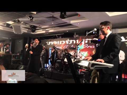 עמי כהן ותזמורתו עם גדול הזמר החסידי אברהם פריד Ami cohen band
