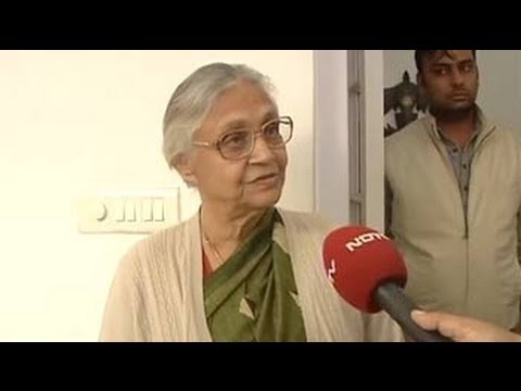 No advice for Kejriwal, he is much wiser than me: Sheila Dikshit