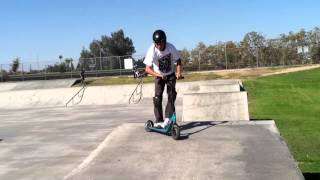 Repeat youtube video Martin Gonzalez Dirt Scooter Edit(park)