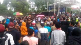 konser 'NDX'Tawuran.. live lapangan pema,ngunut,tulungagung