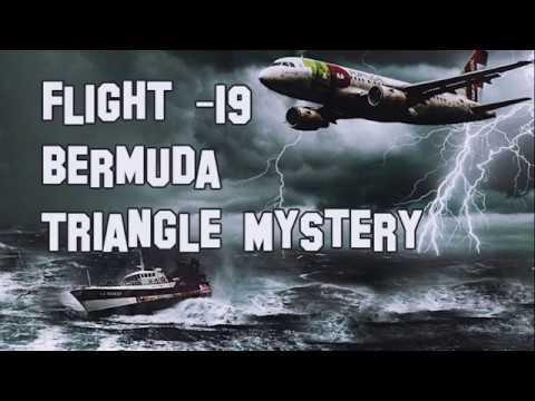 Bermuda triangle flight 19
