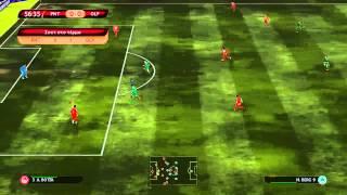 (60fps) PES 2015 - ProGamerZ Greek Ultimate Patch v1 gameplay