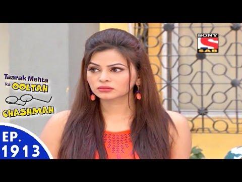 Taarak Mehta Ka Ooltah Chashmah - तारक मेहता - Episode 1913 - 12th April, 2016
