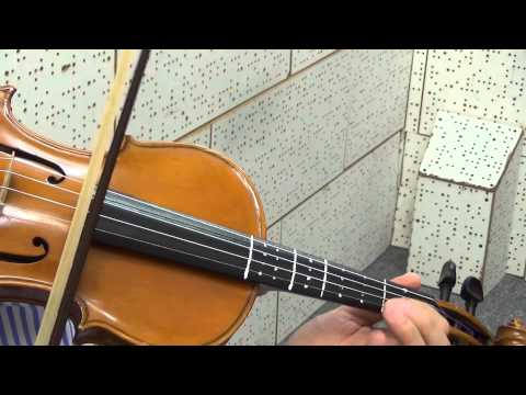 Violin Exam Piece 2016-2019 - Grade 3 - C3 The Folk from the Mountain