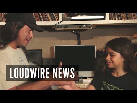 Robert Trujillo's 12-Year-Old Son to Play Bass in Korn!