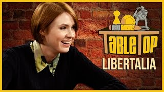 Libertalia: Seth Green, Karen Gillan, and Clare Grant Join Wil on TableTop