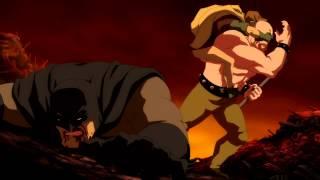 Batman The Dark Knight Returns Part I Animated Youtube