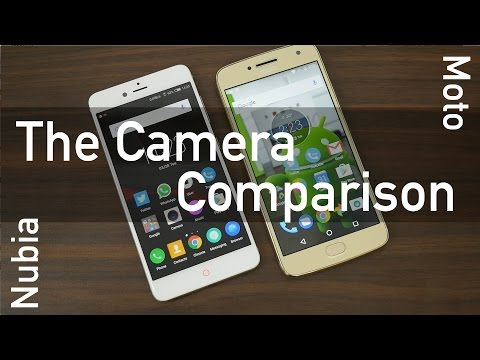 Nubia Z11 Mini S Vs Moto G5 Plus Camera Comparison
