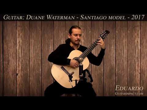 Eduardo performs Duane Waterman - Santiago Model 2017 - Fantasia by Kacha Metreveli