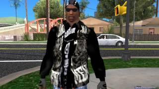 GTA San Andreas- CJ se hace Cumbiero