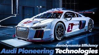 Audi Pioneering Technologies | Aerodynamics Efficiency