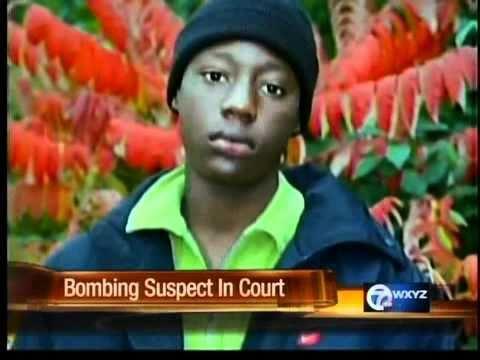 Suspected underwear bomber in court