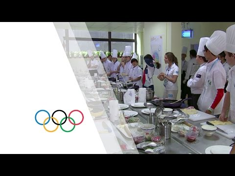 Eat to Compete | Youth Olympic Games
