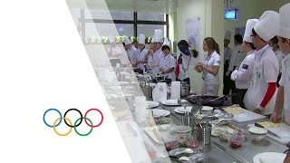 Olympics: Eat to Compete | Youth Olympic Games