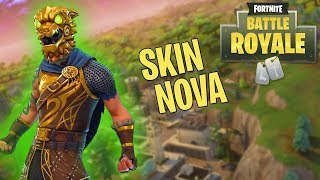 FORTNITE-THE NEW LEGENDARY VIKING SKIN!!!