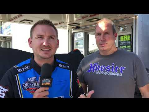 Pre-Race Interview with Shane Clanton 9/13/2019
