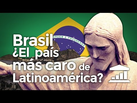 ¿Por qué BRASIL es TAN CARO? - VisualPolitik