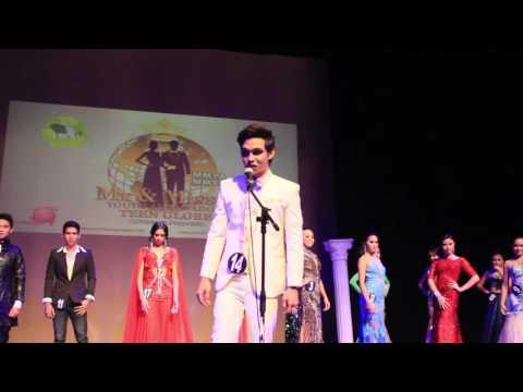 MR & MISS Youth Ambassador TEEN GLOBE 2016 CORONATION
