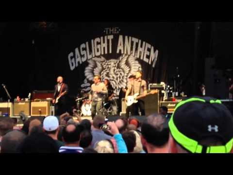 The Gaslight Anthem w/Dicky Barrett - The Patient Ferris Wh
