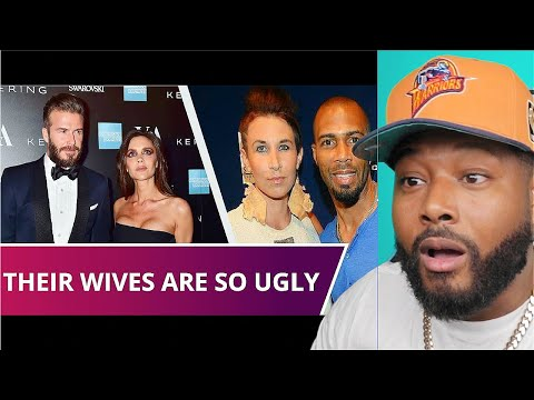 Download 10 male celebrities married to UGLY wives | REACTION