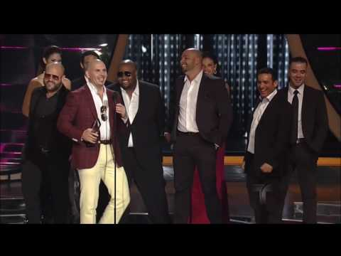 Billboard Latin Music Awards 2012 Pitbull