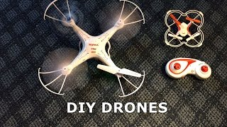 diy drone repair and tips for beginners
