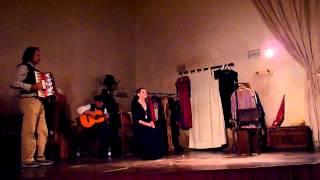 Max Ferrara Teatro San Gallo Venezia - Assicutannu u ventu - 30 ottobre 2013