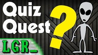 LGR - Quiz Quest - PC Game Review