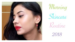 My Affordable Morning Skincare Rountine for Young Radiant Glowing Skin ✨
