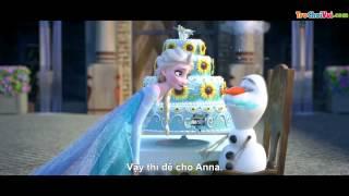 Frozen Fever Online Trailer