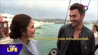 Star Life -Demet Özdemir♥Yusuf Çim- Röportaj
