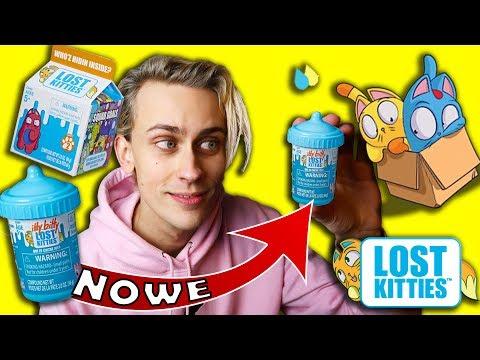 NOWE LOST KITTIES