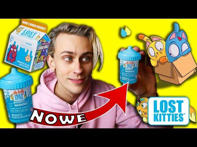 NOWE LOST KITTIES 😹 ŚMIESZNE KOTY od Littlest Pet Shop