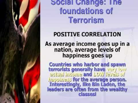 Social Change:  The Foundations of Terrorism