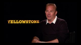 "YELLOWSTONE Season 2 INTERVIEW ""Kevin Costner"" (2019)"