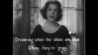 Betty Boop in Sweetheart (Ethel Merman 1930)