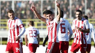 Highlights: Καλαμάτα - Ολυμπιακός 0-2 / Highlights: Kalamata - Olympiacos 0-2