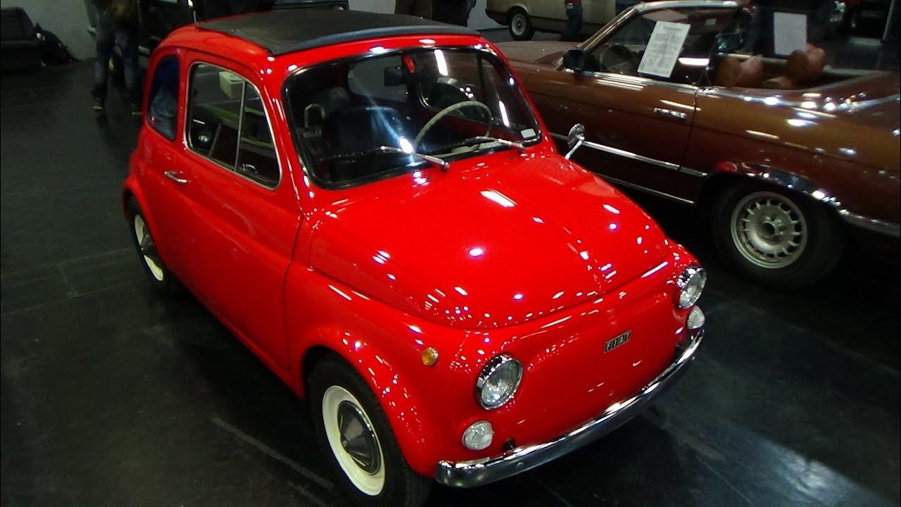 1957-76 - Fiat 500 - YouTube