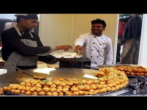 TOP 50 CHAT RECIPES | PART 1 | INDIAN GIRLS FAVORITE STREET FOODS | STREET FOODS 2016 Street Food