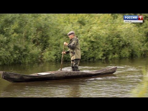 Фильм «Тагына пуш» («Лодка долблёнка»)