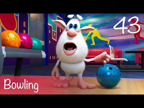 Booba - Bowling - Episode 43 - Cartoon For Kids