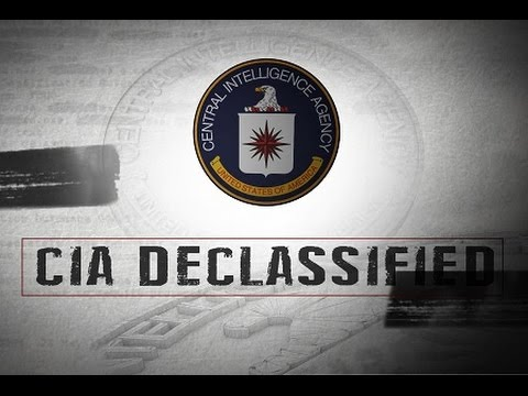 CIA Declassified: Killing Mad Dog Gaddafi