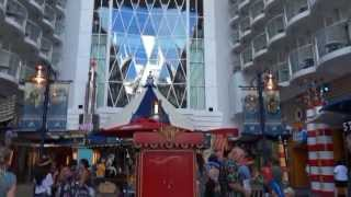 Complete Tour of the Largest & Best Cruise Ship in the World