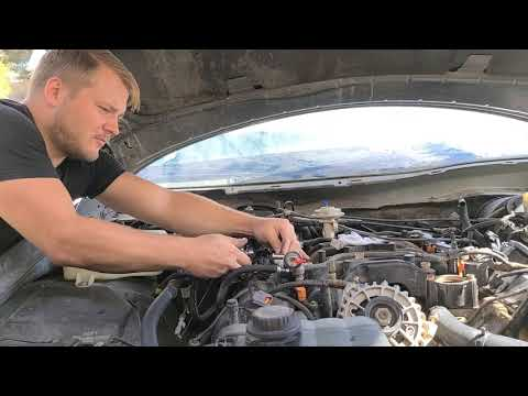 1998 Lincoln Town Car Intake Manifold Removal and Install (Detailed)