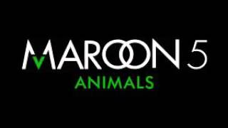 Maroon 5 animals 1hour
