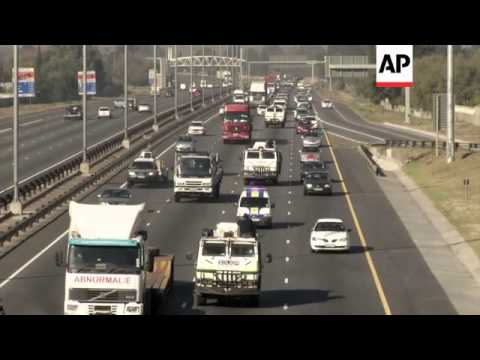 Union members in go-slow protest over electronic road tolling system