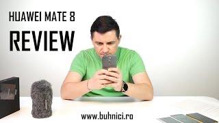 """Huawei Mate 8 - Cel mai mare din """"parcare"""" (www.buhnici.ro)"""