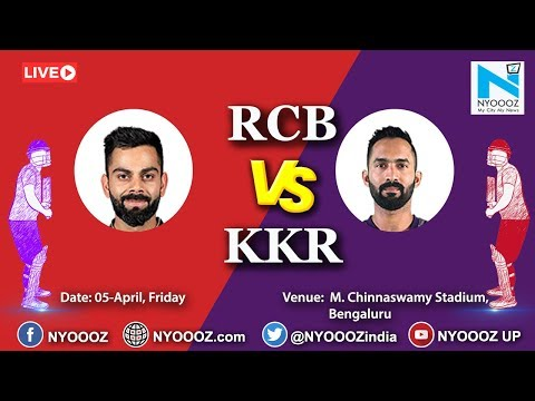 Live IPL 2019 Match 17: KKR Won By 5 Wickets (5 Balls Remaining)
