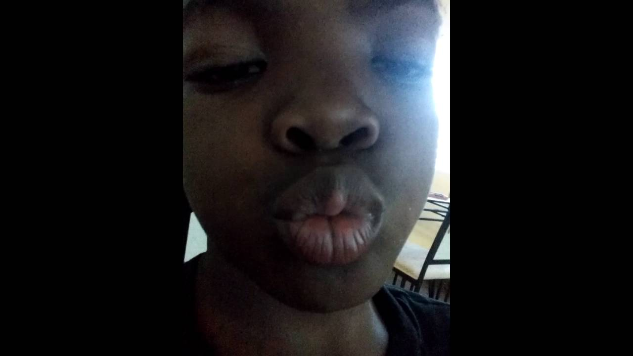 big lips are cool like big butty. ❤ me lip stick is cute with your